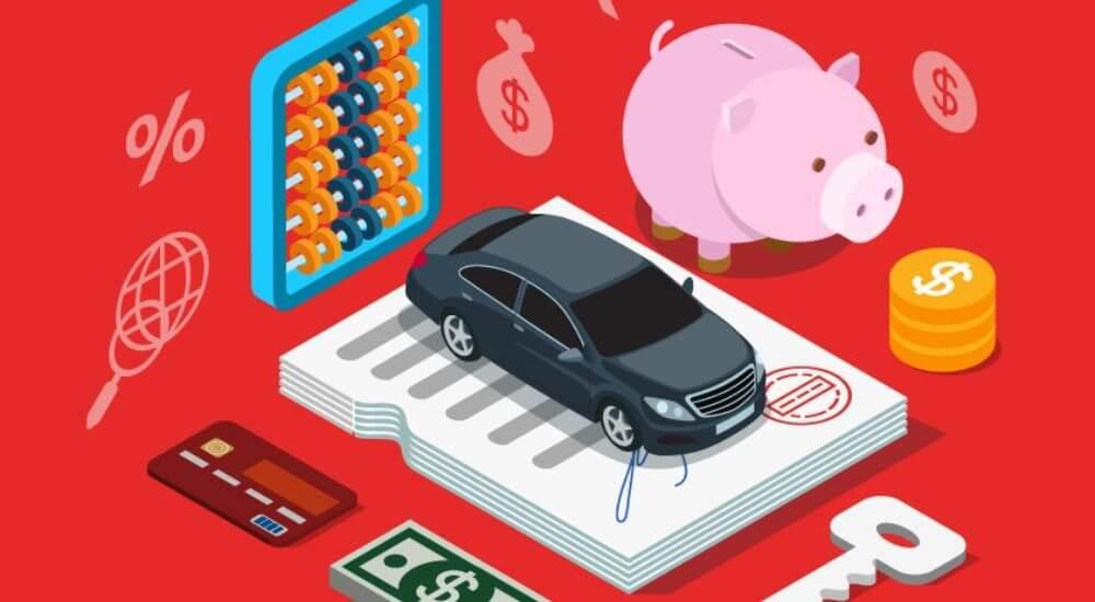 Financiamento de veículo banco Santander